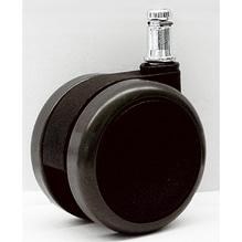 TOPSTAR Ersatzrolle 6990 für harte Böden schwarz 5 St./Pack.