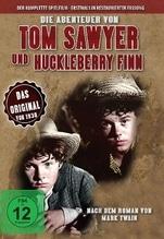 Die Abenteuer von Tom Sawyer und Huckleberry Finn, 1 DVD