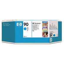 HP Tintenpatrone C5060A 90 225ml cyan