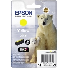 Epson Tintenpatrone C13T26144012 26 4,5ml gelb