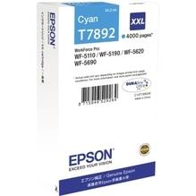 Epson Tintenpatrone C13T789240 79XXL 4.000Seiten cyan