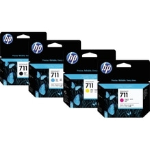 HP Tintenpatrone CZ131A 711 29ml magenta