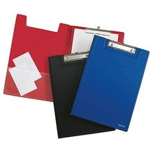 Leitz Klemmbrettmappe 39600025 DINA4 20mm Pappe/Kunststoff rot
