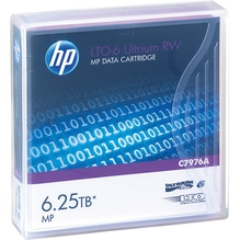 HP Data Cartridge LTO-6 Ultrium C7976A 6.250GB