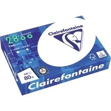 Clairefontane Kopierpapier Laser 2800C DIN A4 80g 500 Bl./Pack.