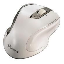 Hama Lasermaus Mirano 00053878 Wireless weiß