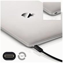 Goobay USB-Kabel SuperSpeed 67188 USB 3.0 1m A/C weiß