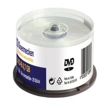 Soennecken DVD-R 70086 16x 4,7GB 120Min. Spindel 25 St./Pack.