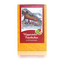 Wuppertaler Früchtchen in Schokolade