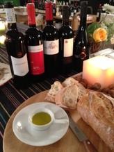 kommentierte und geführte Weinprobe mit Freunden in Gruppen bis zu 8 Personen