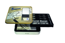 Kaweco calligraphy set bla pr white
