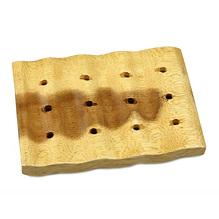 Seifenablage Holz natur Gepa fair gehandelt