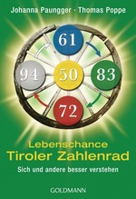 Lebenschance Tiroler Zahlenrad   Paungger, Johanna; Poppe, Thomas