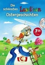 Die schönsten Leselöwen-Ostergeschichten, m. Audio-CD