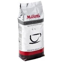 Musetti 'SANTOS' Premium Röstkaffee 100% Arabica Ganze Bohne 1000g
