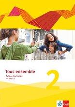 Cahier d'activités, m. MP3-CD