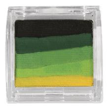 'Paint me' Schminkfarbe Grün- und Gelbtöne