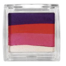 'Paint me' Schminkfarbe violett, rot, pink, weiß
