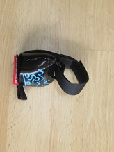 Glocke Mountainbiker blau