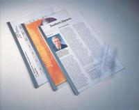 Klemmschiene Durable , A4, 6 mm f. 60 Blatt