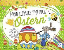 Mein liebstes Malbuch - Ostern