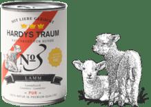Hardys Traum Lamm Pur No1 -  6 x 800g