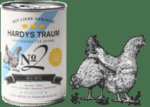 Hardys Traum® Sensitiv Nº 2 Huhn 6 x 800g