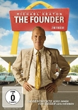 The Founder, 1 DVD