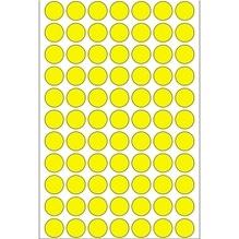 HERMA Markierungspunkt 2231 13mm Papier gelb 2.464 St./Pack.