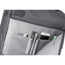 Leitz Notebooktasche Complete 60180084 38x13x28cm silber grau