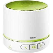 Leitz Lautsprecher WOW 63581064 Bluetooth Mikrofon weiß/grün