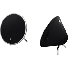 Hama Bluetooth-Lautsprecher-Set Cones 00173166 schwarz