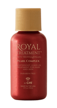CHI FAROUK ROYAL Treatment Pearl Complex Leave-in Behandlung, 15 ml