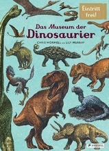 Das Museum der Dinosaurier | Murray, Lily; Wormell, Chris