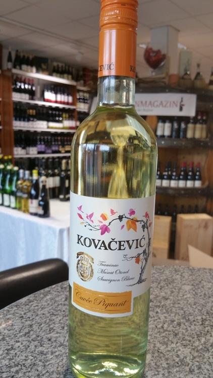 Kovacevic Cuvée Piquant