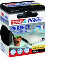 Gewebeband TESA Extra Power 38mmx2.75m schwarz