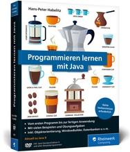 Programmieren lernen mit Java, m. DVD-ROM | Habelitz, Hans-Peter