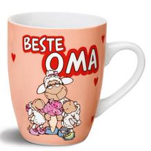 Nici Porzellan-Tasse 'Beste Oma'