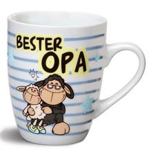 Nici Porzellan-Tasse 'bester Opa'