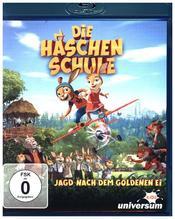 Die Häschenschule - Jagd nach dem goldenen Ei, 1 Blu-ray