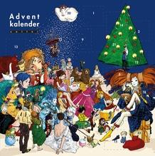 Zotter - Mitzi Blue-Adventkalender