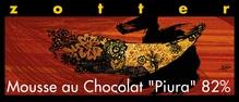 "Zotter - Mousse au Chocolat ""Piura"" 82%"