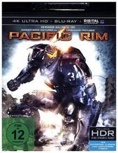 Pacific Rim 4K, 1 UHD-Blu-rays