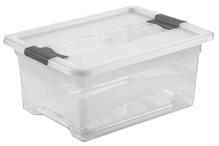 Kristallbox mit Deckel - 12 Liter