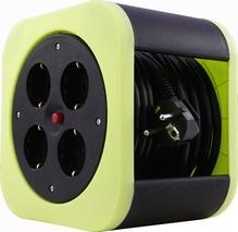 Kabelbox - Grün