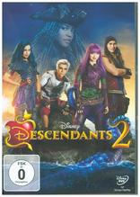 Descendants 2, 1 DVD