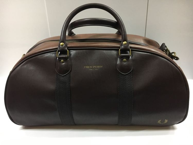 Fred Perry Authentic Grip Bag brown/light brown