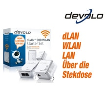 DEVOLO 500 WLAN STARTER SET