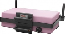 SILEX Elektrogeräte Jumbo Multigrill 610.15.004 PINK MADE IN GERMANY 2 Jahre Garantie