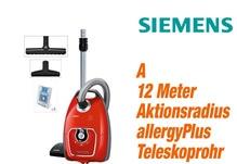 Siemens VSZ7M1 Staubsauger EEK: A